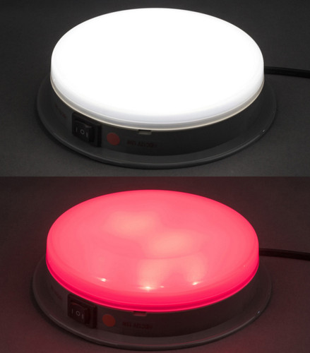 Soundoff Interior Cargo Dome Light Red And White For