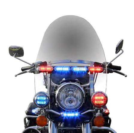 Whelen M07t Harley Davidson Road King 2009 2018 Police