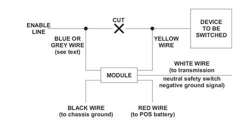 Swell Whelen Wpkm1 Park Kill 30 Amp Connection Module For 295Sl100 Siren Wiring 101 Cajosaxxcnl