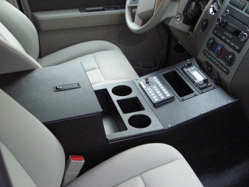 Expedition 2003 Wide Body Center Console