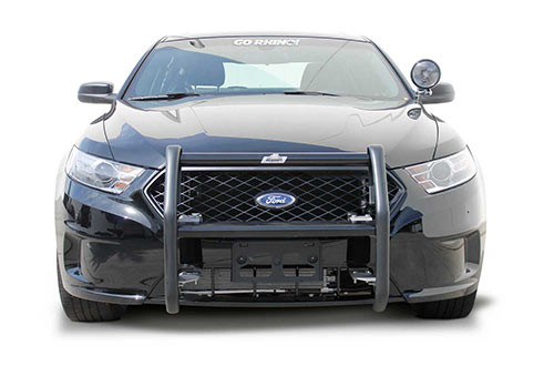 Go Rhino Ford Police Interceptor Sedan Taurus Push Bumper