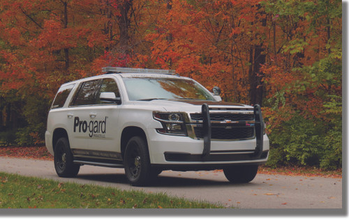 2015 Tahoe Push Bumper Grill Guard For Police By Progard