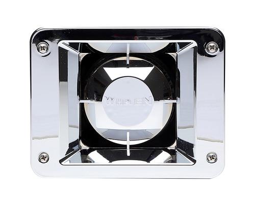 Whelen Sp123bmc Chrome Bumper Mount Speaker