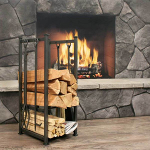 Craftsman Hearth Center