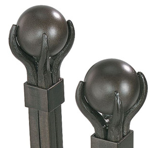 Ball and Claw Wood Holder