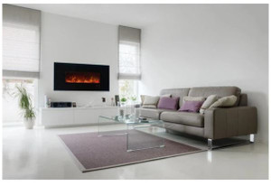 Modern Flames Ambiance 60-In Wall Mount Electric Fireplace - AL60CLX2