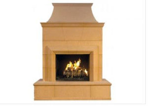 Cordova Fireplace - Vented