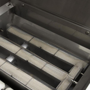 Lynx Professional Freestanding Grill with 1 Trident? and 2 Ceramic Burners and Rotisserie, NG