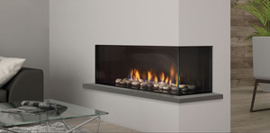 Chicago Corner 40RE Gas Fireplace