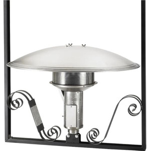 Sunglo 50000 BTU Natural Gas Hanging Patio Heater With Electronic Ignition - A244E