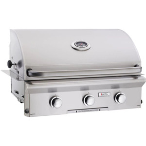 American Outdoor Grill L-Series 30-Inch 3-Burner Built-In Natural Gas Grill - 30NBL-00SP