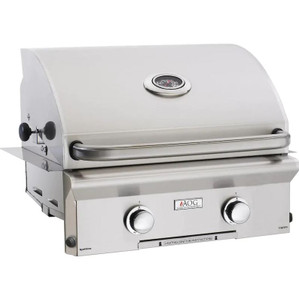 American Outdoor Grill L-Series 24-Inch 2-Burner Built-In Natural Gas Grill - 24NBL-00SP