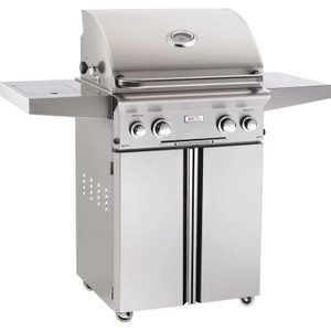 American Outdoor Grill L-Series 24-Inch 2-Burner Propane Gas Grill - 24PCL-00SP