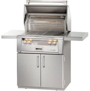 Alfresco ALXE 30-Inch Natural Gas Grill With Rotisserie - ALXE-30C-NG