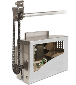Alfresco ALXE 36-Inch Built-In Natural Gas Grill With Rotisserie - ALXE-36-NG