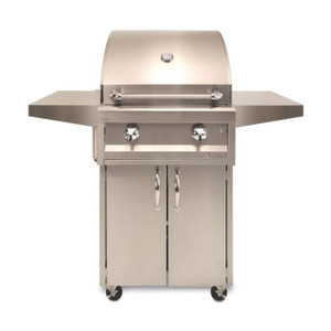 Artisan American Eagle 26-Inch 2-Burner Freestanding Propane Gas Grill - AAEP-26C-LP