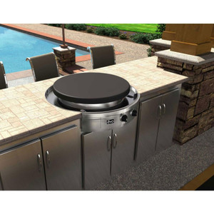 Evo Affinity Classic 30G Built-In Flattop Natural Gas Grill - 10-0055-NG