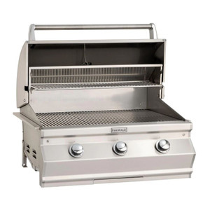 Fire Magic Choice C650I 36-Inch Built-In Natural Gas Grill With Analog Thermometer - C650I-RT1N