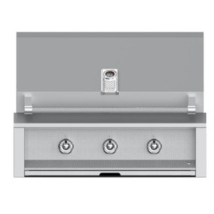 Aspire By Hestan 36-Inch Built-In Natural Gas Grill - Steeletto - EAB36-NG-SS