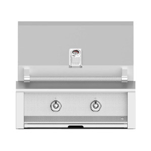 Aspire By Hestan 30-Inch Built-In Propane Gas Grill - Steeletto - EAB30-LP-SS