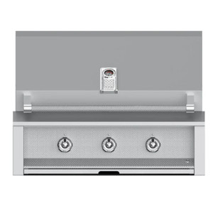 Aspire By Hestan 36-Inch Built-In Propane Gas Grill - Steeletto - EAB36-LP-SS