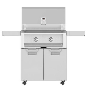 Aspire By Hestan 30-Inch Natural Gas Grill - Steeletto - EAB30-NG-SS
