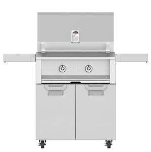 Aspire By Hestan 30-Inch Propane Gas Grill - Steeletto - EAB30-LP-SS