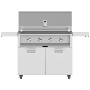 Aspire By Hestan 42-Inch Propane Gas Grill - Steeletto - EAB42-LP-SS