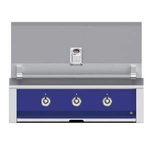 Aspire By Hestan 36-Inch Built-In Natural Gas Grill - Prince - EAB36-NG-BU