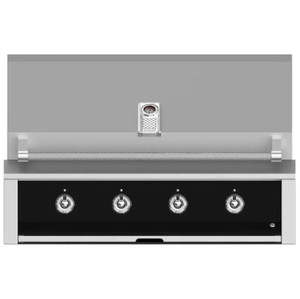 Aspire By Hestan 42-Inch Built-In Propane Gas Grill - Stealth - EAB42-LP-BK