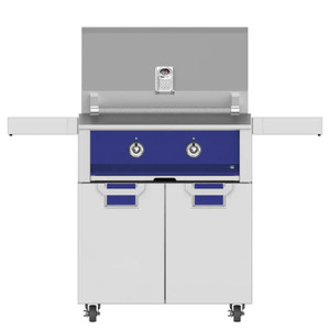 Aspire By Hestan 30-Inch Natural Gas Grill - Prince - EAB30-NG-BU