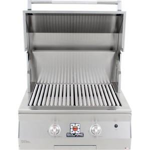 Solaire 27 Inch Basic Built-In All Convection Natural Gas Grill - SOL-AGBQ-27G-NG