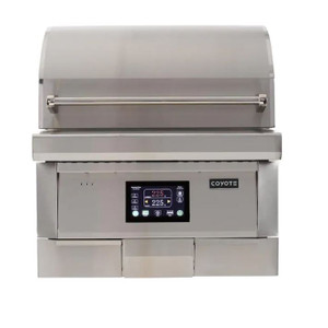Coyote 28-Inch Built-In Pellet Grill - C1P28