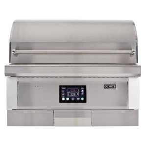 Coyote 36-Inch Built-In Pellet Grill - C1P36