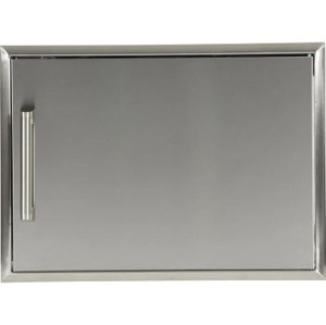 Coyote 27-Inch Single Access Door - Horizontal - CSA1724
