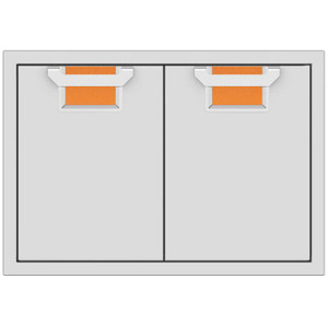 Aspire By Hestan 30-Inch Double Access Doors - Citra - AEAD30-OR