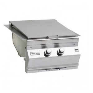 Fire Magic Aurora Built-In Propane Gas Double Searing Station / Side Burner - 3288L-1P