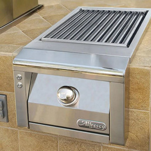 Alfresco Built-In Natural Gas Sear Zone Side Burner - AXESZ-NG