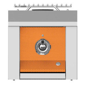Aspire By Hestan Built-In Natural Gas Single Side Burner - Citra - AEB121-NG-OR