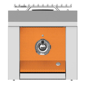 Aspire By Hestan Built-In Propane Gas Single Side Burner - Citra - AEB121-LP-OR