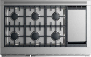 Fisher & Paykel Professional Series RGV2486GDNN