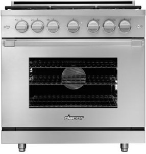 Dacor Professional HGPR36CNG
