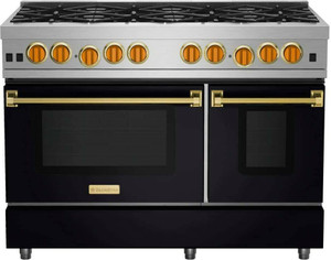 BlueStar Culinary Sealed Burner Series RCS48SBV2LPLT