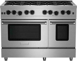 BlueStar Culinary Sealed Burner Series RCS48SBV2LCPLT
