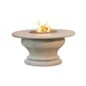 American Fyre Designs | 629-CB-11-M2PC Inverted Fire Table with Concrete Top