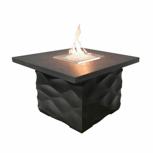 American Fyre Designs | 725-SM-11-M2NC The Voro Fire Table - Square