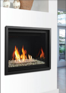 BENTLEY 48Zero Clearance Direct Vent Gas Fireplace