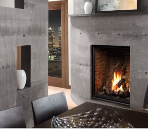 COVEZero Clearance Direct Vent Gas Fireplace