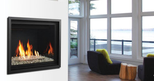 BENTLEY STZero Clearance Direct Vent Gas Fireplace