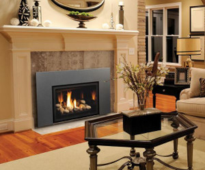 CAPELLA (SERIES 26)Direct Vent Gas Fireplace Insert